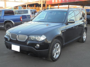 BMW X3 xDrive 25i 4WD 純正ナビ 前列パワーシート