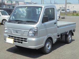 日産 NT100クリッパートラック DX 届出済未使用車 2WD エアコン パワステ 5速MT