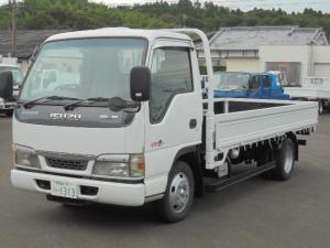 いすゞ エルフトラック 1.85t グー鑑定車 幌付 フル装備 エアバッグ