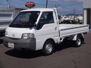 マツダ ボンゴトラック 0.85t平ボディ フル装備 ETC オートマ 車検整備付き
