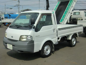 日産 バネットトラック 0.85t 4WD ワンオーナー ガソリン車 5速マニュアル