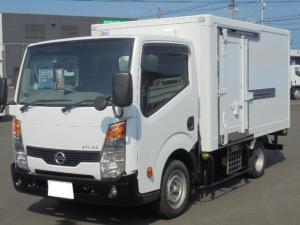 日産 アトラストラック 冷凍冷蔵庫 マイナス30度 5速ミッション 3ペダル