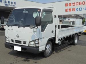 日産 アトラストラック 2.0t ディーゼル 低床ロング 5速ミッション
