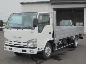 いすゞ エルフトラック 4.0t アルミブロック平ボディ ディーゼル ETC