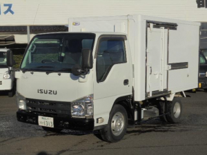 いすゞ エルフトラック 1.5t 低温冷凍車 マイナス30度〜30度 バックカメラ
