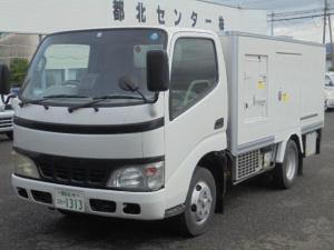 トヨタ トヨエース 2.0t 冷凍冷蔵車 マイナス32度から35度 5速MT