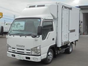 いすゞ エルフトラック 2.0t 冷凍冷蔵車 マイナス30度から30度 ETC