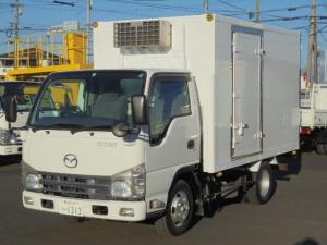マツダ タイタントラック  2.0tディーゼル 冷蔵冷凍車 東プレ製マイナス30度プラス30度 ワンオーナー 車検整備付き 5速マニュアル車 左サイドドアあり