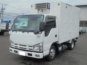 いすゞ エルフトラック  2.0tディーゼル 冷蔵冷凍車 ダイヤル式0度から20度設定 キーレス ETC 左側電動格納ミラー