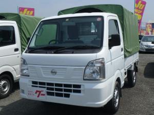 日産 NT100クリッパートラック DX エアコン パワステ 運転席エアバッグ