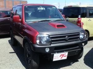 スズキ ジムニー ランドベンチャー 社外マフラー ルームミラーモニター ETC 4WD