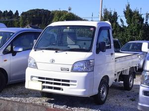 トヨタ ピクシストラック スペシャル農用バージョン 4WD 三方開 5速ミッション