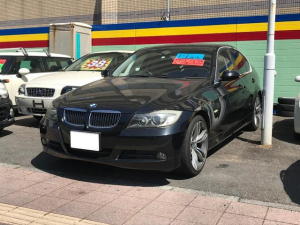 BMW 3シリーズ 323i 純正ナビ バックモニター パワーシート オートAC