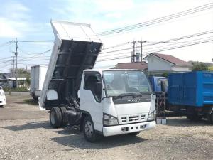 いすゞ エルフトラック 低床ダンプ 2t積 NOx・PM適合車 内外装仕上済 5MT