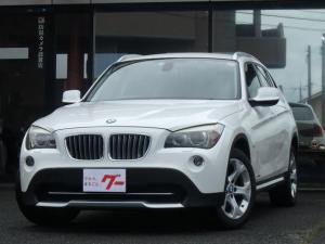 BMW X1 sDrive 18i 純正ナビ バックカメラ ETC