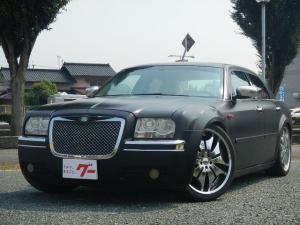 クライスラー・300 TOURING SR 本革Pシート SDナビ 社外22AW