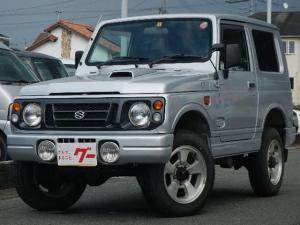 スズキ ジムニー フィッシングマスター 4WD 社外ハンドル リフトアップ