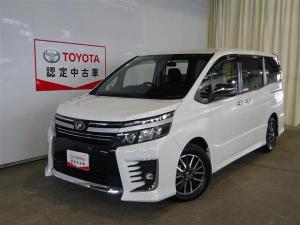 トヨタ ヴォクシー ZS 煌II 純正SDナビ・フルセグTV・バックモニターNSZN-W64T LEDヘッドライト