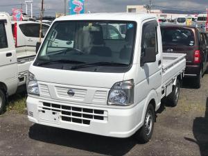日産 NT100クリッパートラック DX 2WD エアコン パワステ 三方開 オートマ車