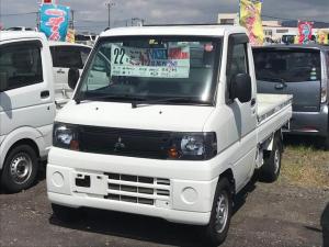三菱 ミニキャブトラック VX-SE 2WD エアコン パワステ 三方開 オートマ車