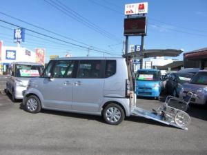 ホンダ N-BOX+ スローパー 3人乗 Rブレーキ ナビTV Bカメラ 福祉車両