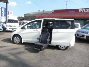 ホンダ フリード X サイドリフトアップシート 左パワスラ キーレス 福祉車両