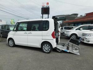 ダイハツ タント L スローパー SAII ウインチ リアシート無 福祉車両