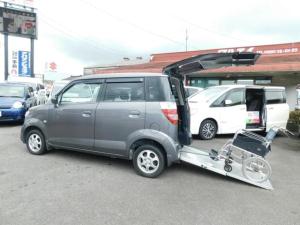ホンダ ゼスト スローパー リアシート有 アルミ CD キーレス 福祉車両