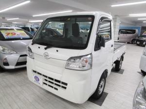 ダイハツ ハイゼットトラック スタンダードSAIIIt 3方開 4WD 農業女子PK LEDヘッドライト UVカットガラス