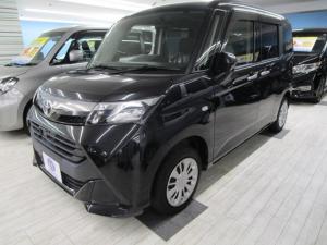 トヨタ タンク X ナビ 電動スライドドア エコアイドル CD Wエアバッグ