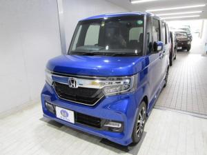 ホンダ N-BOXカスタム G・Lホンダセンシング バックモニター LED 電動ドア アイドリングストップ シートヒーター リアソナー