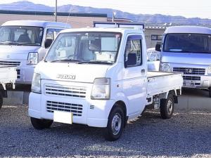 スズキ キャリイトラック KCエアコン・パワステ 4WD 三方開 5速ミッション