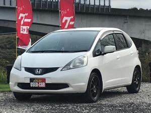ホンダ フィット L 車検整備付き 社外アルミ キーレス CDオーディオ
