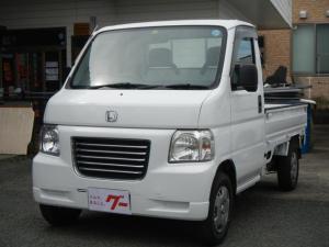 ホンダ アクティトラック SDX 4WD 5速マニュアル エアコン パワステ 作業灯