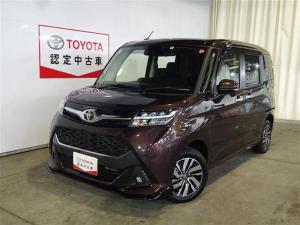 トヨタ タンク カスタムG メモリーナビ・フルセグTV・バックモニター