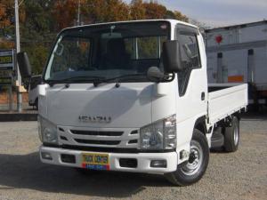 いすゞ エルフトラック  2トン十尺平ボディー 超低床 5速ミッション ディーゼル 全塗装済み