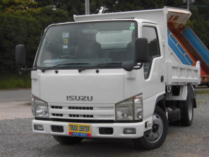 いすゞ エルフトラック 強化ダンプ 2トン強化ダンプ 全低床全塗装済み 積載量2000KG 内寸3050/1610