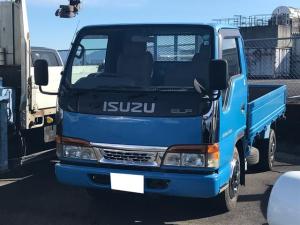 いすゞ エルフトラック  2.0t平ボディー ディーゼル 5速マニュアル車 車検令和3年8月 ETC