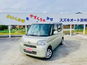 ダイハツ タント X SDナビ フルセグTV 電動スライドドア スマートキー 記録簿 取説 Goo鑑定車