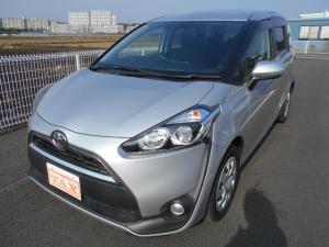 トヨタ シエンタ G・純ナビ/Bluetooth・衝突軽減B・禁煙・保証書