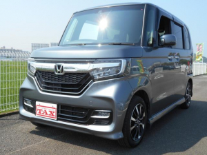 ホンダ N-BOXカスタム G・Lホンダセンシング・純正ナビTV・ETC・左電動・禁煙車