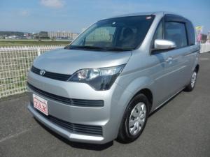トヨタ スペイド X ・ナビ/ワンセグTV・バックモニター・Bluetooth・禁煙車・片側電動スライド