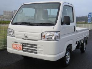 ホンダ アクティトラック SDX ・4WD・パワステ・エアコン・届出済未使用車・荷台ゴムマット・ゲートプロテクター付・最終型