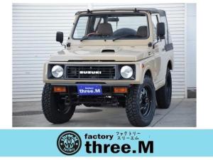 スズキ ジムニー CC 5速マニュアル フルメタルドア 4WD