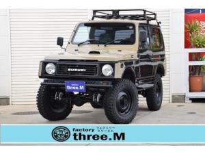 スズキ ジムニー ランドベンチャー 4WD three.Mオリジナルカスタム
