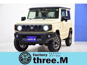 スズキ ジムニー XC 4WD ターボ 衝突軽減サポート LEDライト 届出済未使用車 シートヒーター スマートキー プッシュスタート