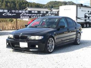 BMW 3シリーズ 318i サンルーフ 革シート キーレス 18インチアルミ ローダウン