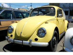 フォルクスワーゲン ビートル 1200 1969年式 German Beetle
