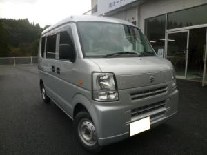 スズキ エブリイ PC 5速マニュアル キーレス バイザー グー鑑定車