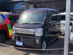日産 NV100クリッパーリオ G ワンオーナー 禁煙車 衝突軽減ブレーキ 4WD メモリーナビフルセグTV Bluetooth バックカメラ ETC インテリジェントキー ドライブレコーダー 両側電動スライドドア HIDヘッドライト